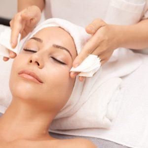 cleanse exfoliate skin